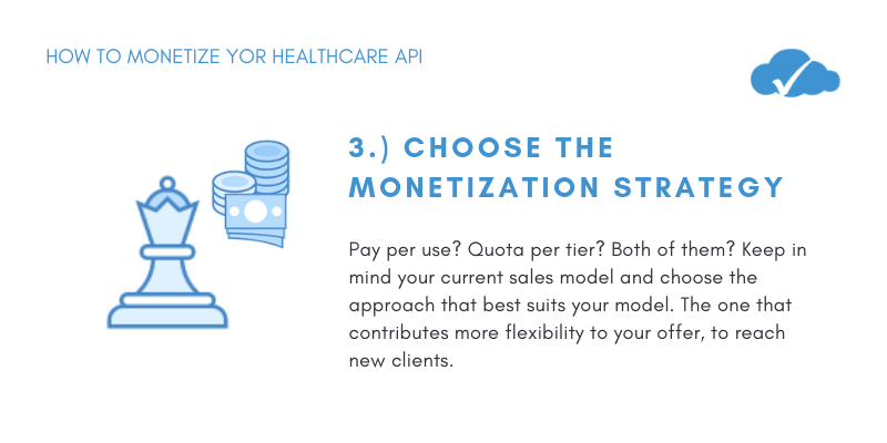 CHOOSE THE MONETIZATION STRATEGY NUBENTOS