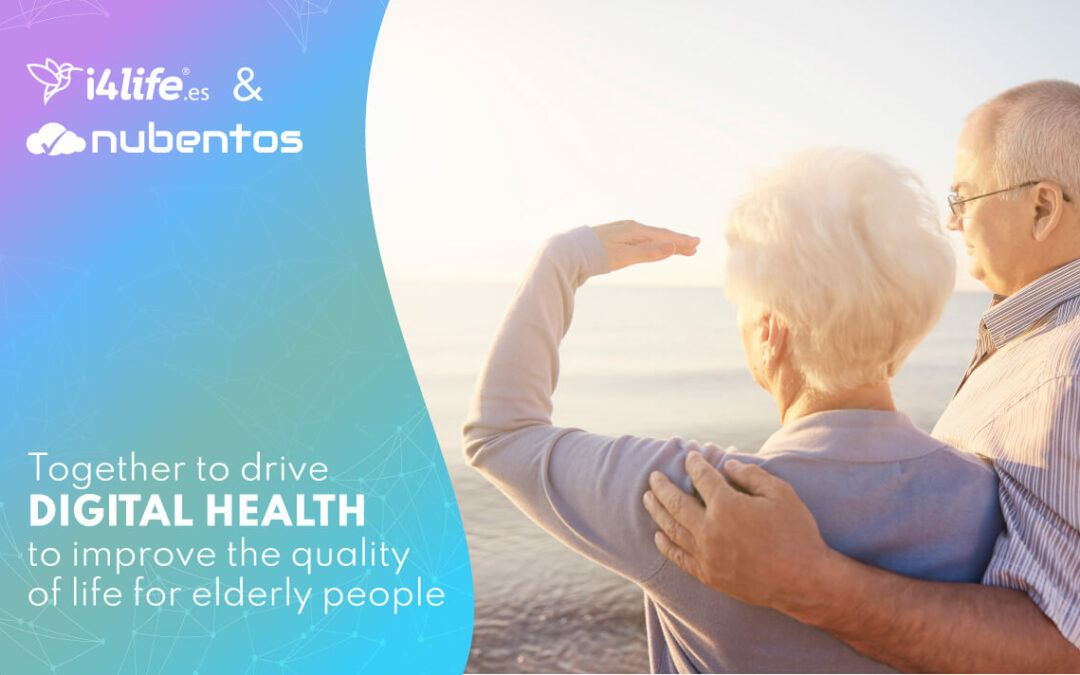 i4life and Nubentos, impoving the quality of life of the elderly
